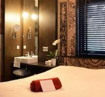 Hotelkamer den Bosch