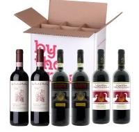 Ik was dus op zoek naar een goede rode wijn