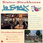 menukaart le steak