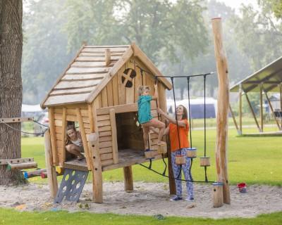 kindercamping de Leistert in Nederland